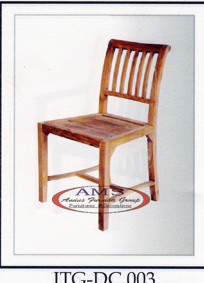 Lasem Dinning Chair