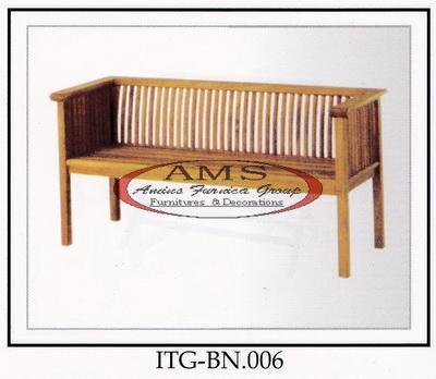 York Bench Three Seat