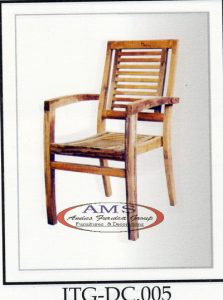 Hasting Arm Chair