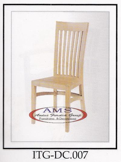 Java Dinning Chair