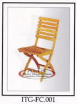 Cleverton Folding Chair