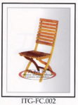 Big Cleverton Folding Chair