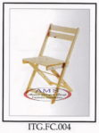 Wales Folding Chair