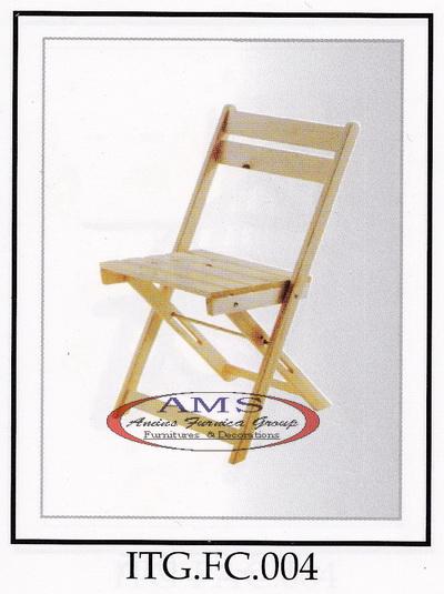 Wales Folding Chair