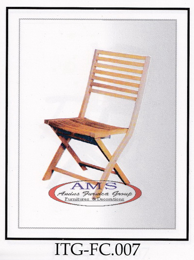 Paris Folding Chair