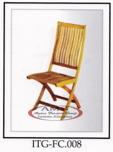 Ubas Folding Chair