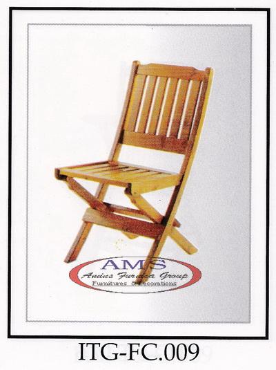 Reef Folding Chair